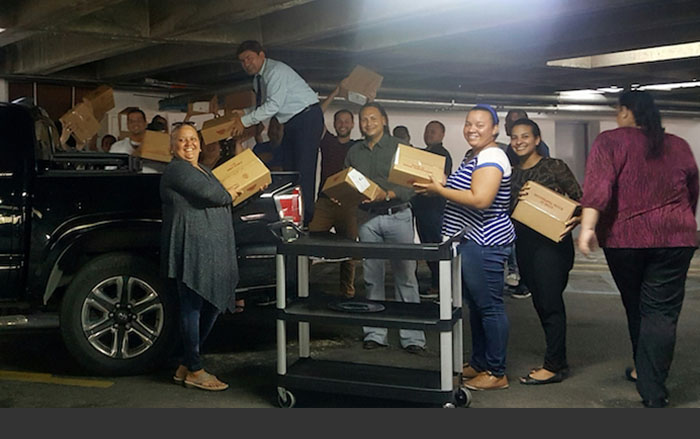 """""""Giving Day"""" at CC-Puerto Rico"""
