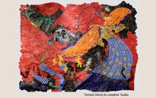 Violence Transformed Art Exhibit 2018