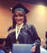 Carmen Mendez Cambridge College Alumna